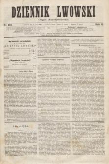 Dziennik Lwowski : Organ demokratyczny. R.2, nr 156 (9 lipca 1868)