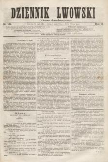 Dziennik Lwowski : Organ demokratyczny. R.2, nr 164 (18 lipca 1868)