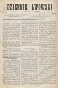 Dziennik Lwowski : Organ demokratyczny. R.2, nr 165 (19 lipca 1868)