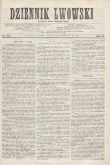 Dziennik Lwowski : Organ demokratyczny. R.2, nr 210 (12 września 1868)