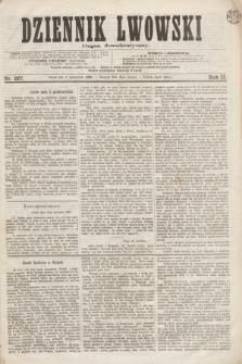 Dziennik Lwowski : Organ demokratyczny. R.2, nr 227 (3 października 1868)