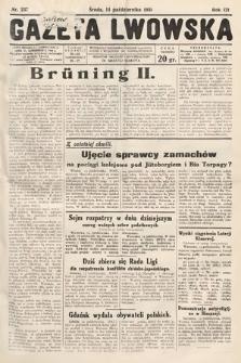 Gazeta Lwowska. 1931, nr237