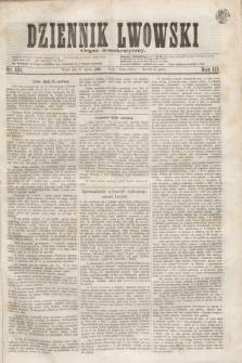 Dziennik Lwowski : organ demokratyczny. R.3, nr 151 (29 czerwca 1869)