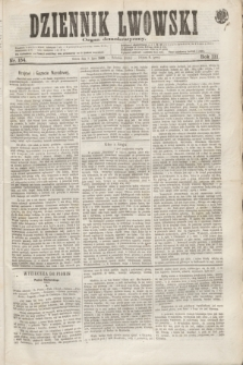Dziennik Lwowski : organ demokratyczny. R.3, nr 154 (3 lipca 1869)