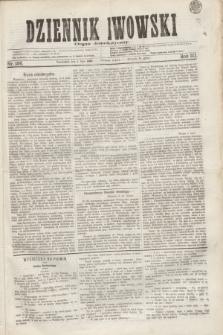 Dziennik Lwowski : organ demokratyczny. R.3, nr 156 (5 lipca 1869)