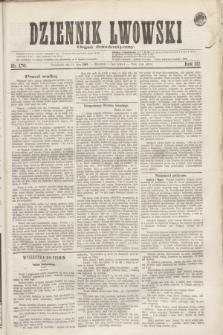 Dziennik Lwowski : organ demokratyczny. R.3, nr 170 (19 lipca 1869)