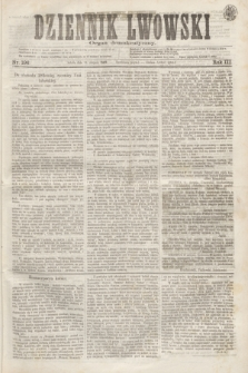 Dziennik Lwowski : organ demokratyczny. R.3, nr 196 (14 sierpnia 1869)