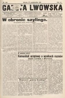 Gazeta Lwowska. 1931, nr248