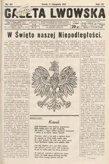 Gazeta Lwowska. 1931, nr261