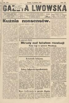 Gazeta Lwowska. 1931, nr279