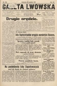 Gazeta Lwowska. 1931, nr294