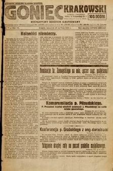 Goniec Krakowski. 1924, nr7