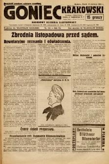 Goniec Krakowski. 1924, nr133