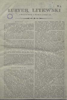 Kuryer Litewski. 1806, N. 2 (6 stycznia)