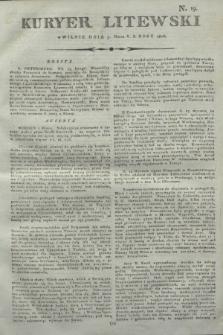 Kuryer Litewski. 1806, N. 19 (7 marca)