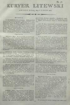 Kuryer Litewski. 1806, N. 36 (9 maja)