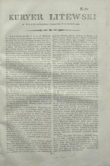 Kuryer Litewski. 1806, N. 80 (7 października)