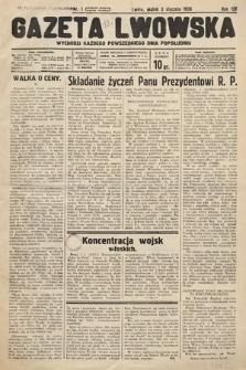 Gazeta Lwowska. 1936, nr1