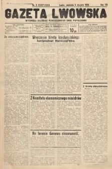 Gazeta Lwowska. 1936, nr3