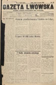Gazeta Lwowska. 1936, nr4