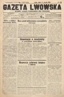 Gazeta Lwowska. 1936, nr7
