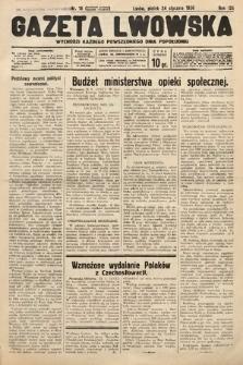 Gazeta Lwowska. 1936, nr18