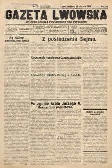 Gazeta Lwowska. 1936, nr20