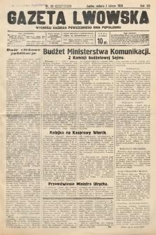 Gazeta Lwowska. 1936, nr25