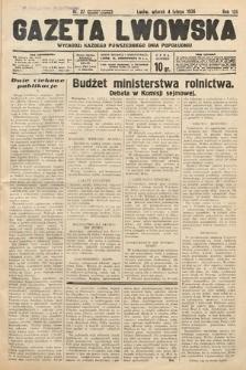 Gazeta Lwowska. 1936, nr27