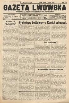 Gazeta Lwowska. 1936, nr28