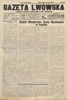 Gazeta Lwowska. 1936, nr30