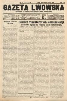 Gazeta Lwowska. 1936, nr32