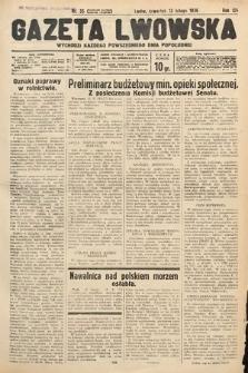 Gazeta Lwowska. 1936, nr35