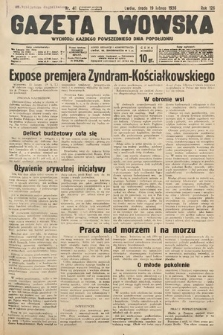 Gazeta Lwowska. 1936, nr40