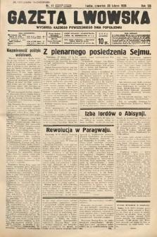 Gazeta Lwowska. 1936, nr41