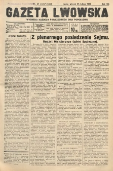 Gazeta Lwowska. 1936, nr45
