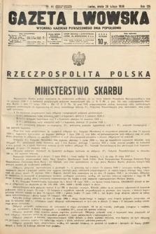 Gazeta Lwowska. 1936, nr46