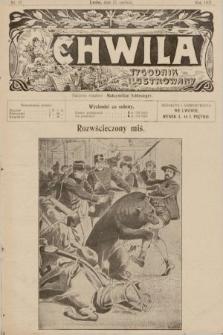 Chwila : tygodnik ilustrowany. 1907, nr15 |PDF|