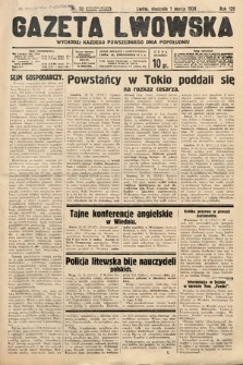 Gazeta Lwowska. 1936, nr50