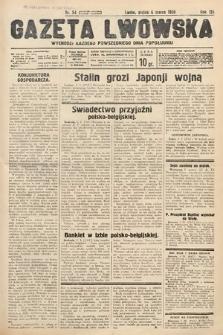 Gazeta Lwowska. 1936, nr54