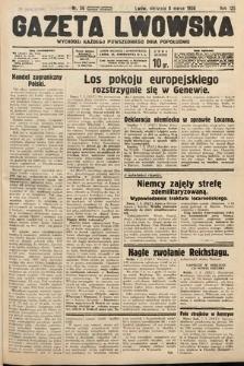 Gazeta Lwowska. 1936, nr56
