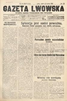 Gazeta Lwowska. 1936, nr61
