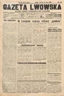 Gazeta Lwowska. 1936, nr62