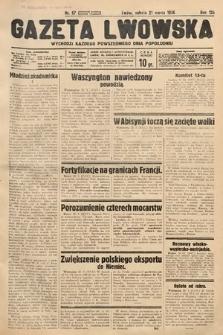 Gazeta Lwowska. 1936, nr67