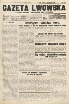 Gazeta Lwowska. 1936, nr82