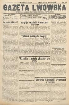 Gazeta Lwowska. 1936, nr86