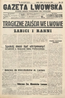 Gazeta Lwowska. 1936, nr89