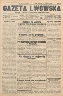 Gazeta Lwowska. 1936, nr92