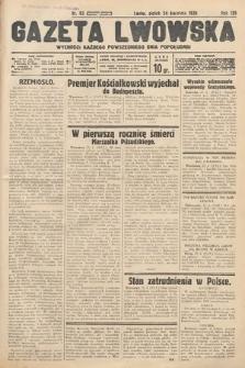 Gazeta Lwowska. 1936, nr93