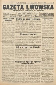 Gazeta Lwowska. 1936, nr95
